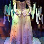 The dress Princess Diana wore to the Bolshoi Ballet in Russia