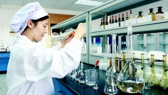 Chinese Pharmaceutical Factory