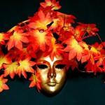 Beautiful Venice Carnival Mask