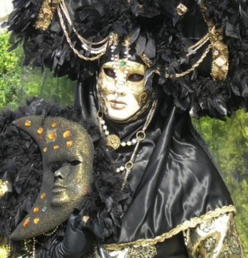 Venice Carnival, modern Mardi Gras