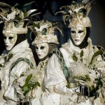 Gorgeous Carnival costumes, modern Mardi Gras