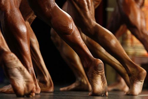 Bodybuilding show