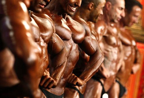 Bodybuilders Beautiful or Ugly