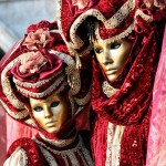 Carnevale pre-Lenten celebration in Italy