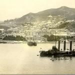 Port city of eastern Russia - Vladivostok