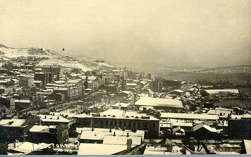 Early photographs of Vladivostok