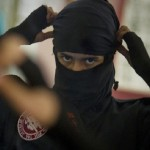 Iranian brave fighter Ninja