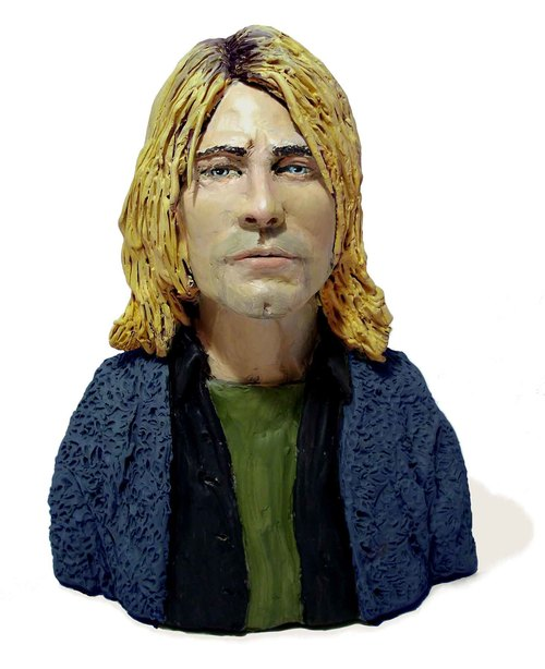Karen Caldicott celebrities made of plasticine