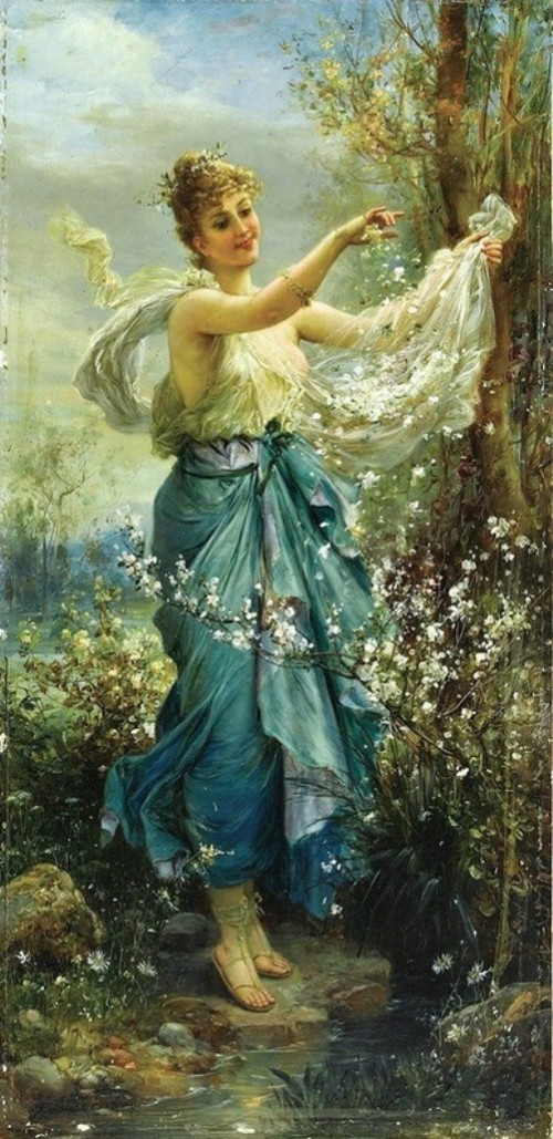 Beautiful Paintings by Hans Zatzka