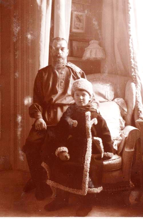 Last Russian Royal Family rare photos