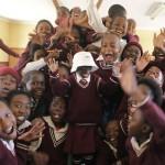 Primary School in Hebron, near Pretoria, South Africa