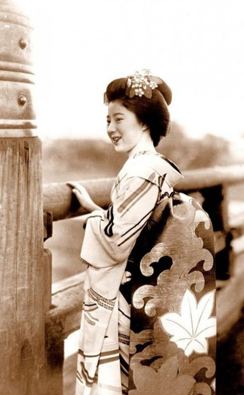 Beautiful Geisha