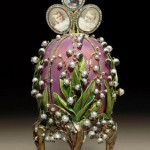 Beautiful Imperial Faberge eggs