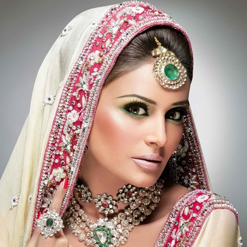Traditional Bollywood style Indian jewelry