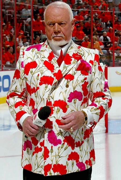 Don Cherry and his jackets