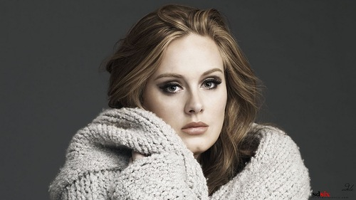 Divinely beautiful Adele