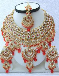 admired Bollywood fashion jewellery