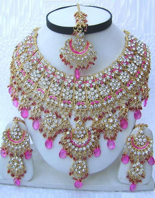 stone imitation jewelry