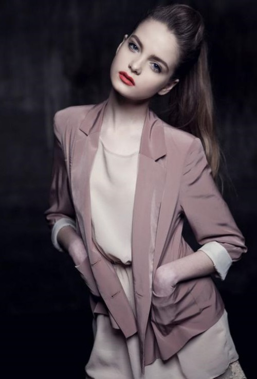 Beautiful Russian model Alina Zolotyh