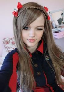 Kotakoti Barbie doll comes to life