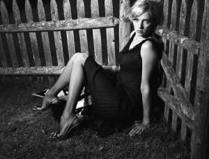 Gorgeous American actress Uma Thurman