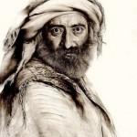 painting by Armenian artist Rudolf Khachatryan