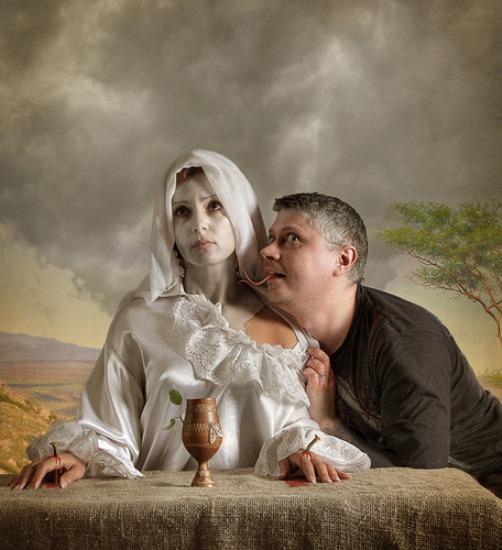 Creative photo art by Russian photographer Julia (Epsilon-delta)
