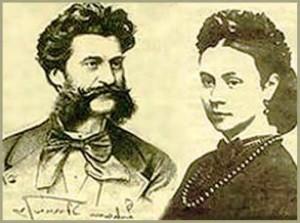 Johann Strauss and his Russian love