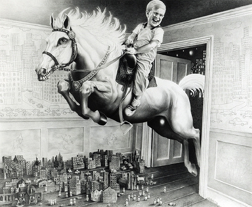 The 4th Horsie of the Apocalypse, 1986