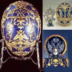 Lost Masterpieces of jewellery art - Faberge eggs