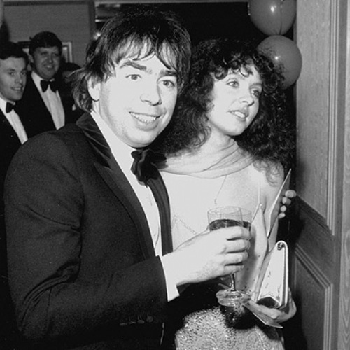 Lloyd Webber and Sarah Brightman