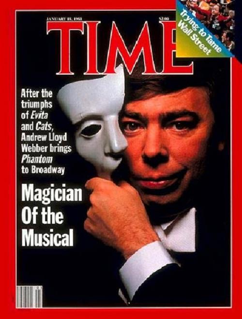 Magician of musical Lloyd Webber