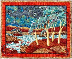 Beautiful beadwork by American artist Robin Atkins