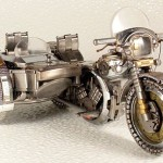 Dmitry Khristenko and his motorcycles