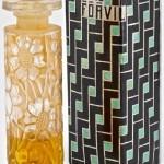 1924 Lalique - Forvil 5 Fleurs Perfume Bottle