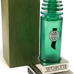 1929 Lalique - Worth Sans Adieu Perfume Bottle