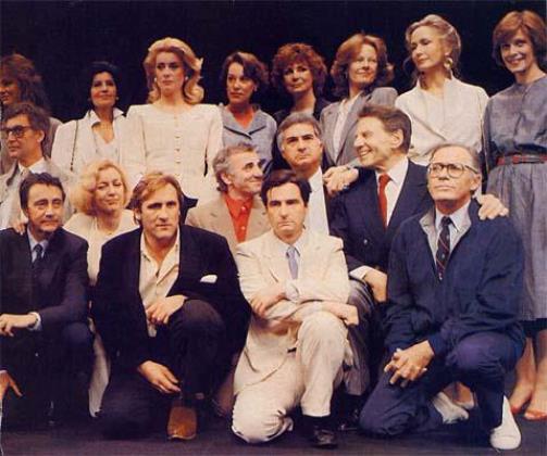 1985 - Hommage à François Truffaut