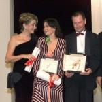2000 - Remise de la Palme d'Or