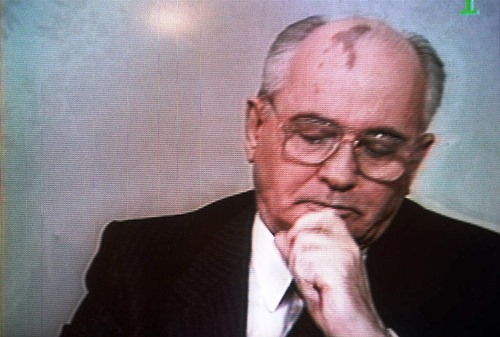Gorbachev the Man who changed the world