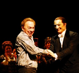 Lloyd Webber, The Music of the Night, from The Phantom of the Opera