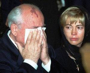 It has been 12 years since the death of Raisa Gorbacheva, the beloved wife of former Soviet President Mikhail Gorbachev