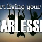 Start living your life