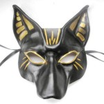 Cat-goddess Bastet