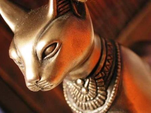 Bastet, the goddes