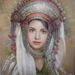 paintings of Maria Ilieva, Bulgarian artist