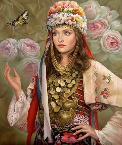 paintings of Maria Ilieva, Bulgarian artist