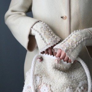 Handbags are like accessories, only the prints change. Sarah Rupiper