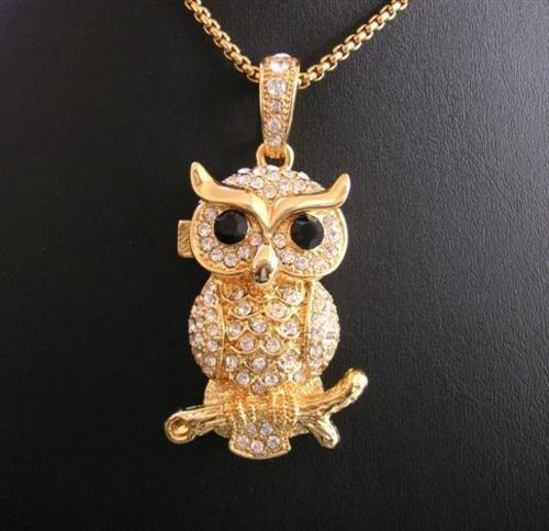 Pendant - Owl