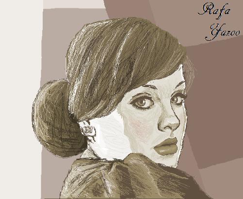 Adele by Rafa Yazoo