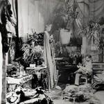 Czech Art Nouveau painter Alphonse Mucha